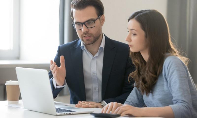 Viele Geschäftsfragen können nicht oder nur nach umfassender Recherche beantwortet werden