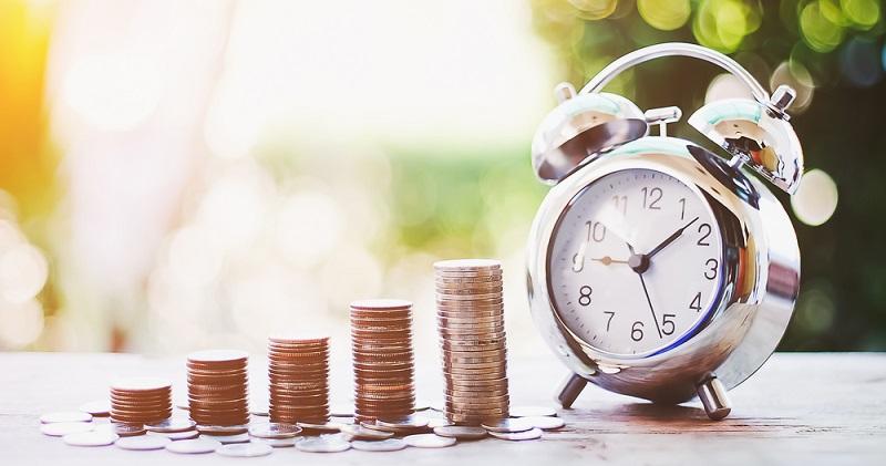 Zeit ist Geld, deshalb sollte man die Ressourcen gut nutzen.