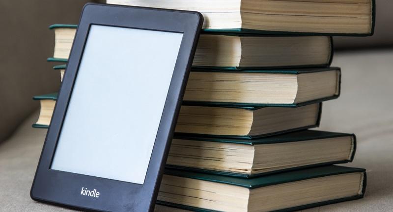 Im Internet Geld verdienen mit einem eBook bei Amazon Kindle.
