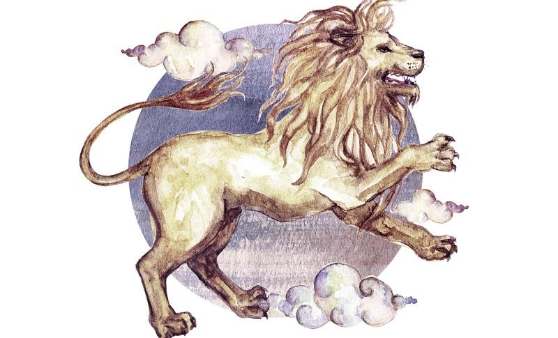 Oft sieht man es Löwen schon von weitem an, dass sie in diesem Sternzeichen geboren.