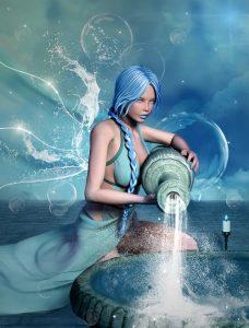 Viele Berühmtheiten haben ihr Geburtsdatum Ende Januar bis Mitte Februar und gehören zu den Wassermännern.