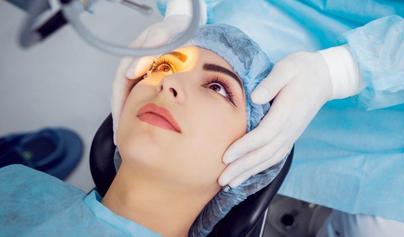 Der Testsieger und damit die beste Augenklinik in Hessen heißt laut der Studie Euro Eyes.