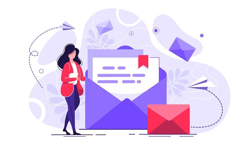 Wer kennt die Ray Email ? Mit dieser Kurzfassung bezeichnen Insider gern die erste E-Mail, die von Ray Tomlinson erfunden wurde.  ( Foto: Shutterstock-Magura )