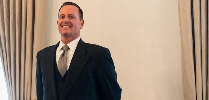 Botschafter Richard: Mail an Grenell zum möglichen Rücktritt ( Foto: Shutterstock-photocosmos1)