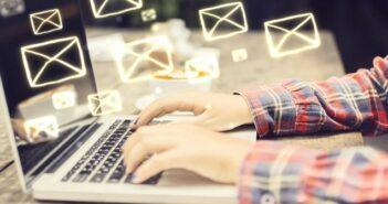 1 E-Mail verschicken: Tipps zu Netiquette und Anmeldung, damit Ihre E-Mail ihre volle Wirkung entfalten kann. (Foto: shutterstock - Who is Danny )