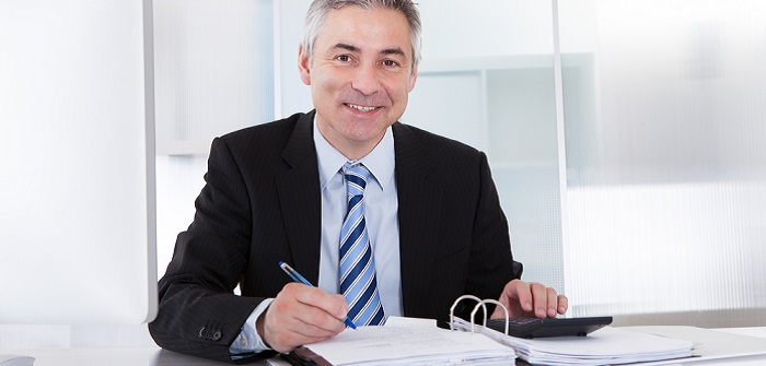 Finanzbuchhalter: Gehalt, Jobprofil, Karrierechancen, Ausbildung, Qualifikationen zum Einstieg ( Foto: Shutterstock-Andrey_Popov )