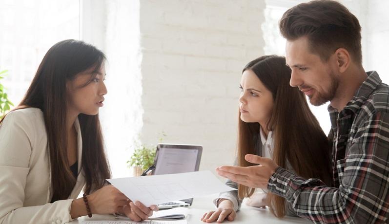 Ein optimaler Hauskredit verlangt jede Menge Planung seitens des Eigentümers der Immobilie. (Foto: Shutterstock-_fizkes)