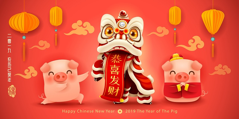 Das chinesische Tierkreiszeichen Schwein ist bei der Auswahl von Freunden sehr wählerisch. Auch Kollegen werden vor einer engen Zusammenarbeit genau geprüft. ( Foto: Shutterstock-Ori Artiste )