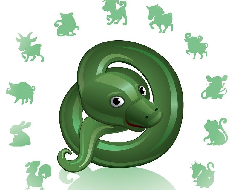 Als Partner setzt die Schlange immer alle ihre Verführungskünste ein. Langeweile ist ihr fremd. ( Foto: Shutterstock-Sedova Elena)