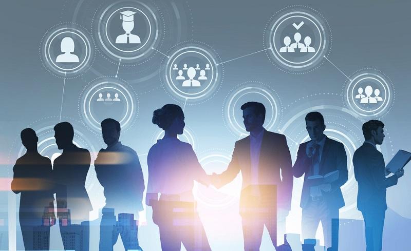 Keine Kundenakquise ohne soziale Netzwerke! (Foto: Shutterstock-ImageFlow )